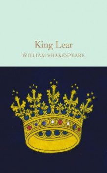 King Lear av William Shakespeare (Innbundet)