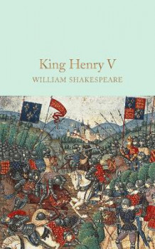 King Henry V av William Shakespeare (Innbundet)