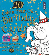 Omslag - Colour Your Own Birthday Cards