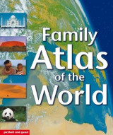 Omslag - Family Atlas of the World
