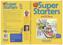 Delta Young Learners English: Super Starters Activity Book av Judy West (Heftet)