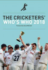 Omslag - Cricketers Whose Who 2018