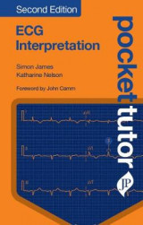 Omslag - Pocket Tutor ECG Interpretation