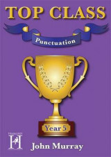 Omslag - Top Class - Punctuation Year 5