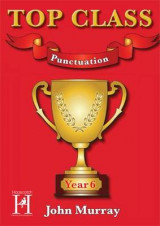 Omslag - Top Class - Punctuation Year 6