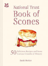 Omslag - The National Trust Book of Scones