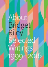Omslag - About Bridget Riley