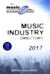 Omslag - The Musicsocket.com Music Industry Directory 2017
