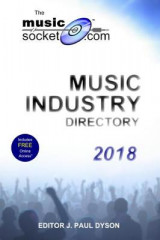 Omslag - The MusicSocket.com Music Industry Directory 2018