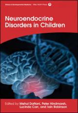 Omslag - Neuroendocrine Disorders in Children