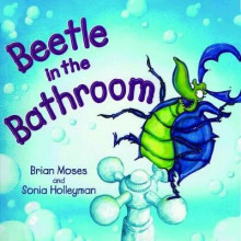 Beetle in the Bathroom av Brian Moses (Heftet)