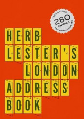 Herb Lester's London Address Book av Herb Lester (Heftet)