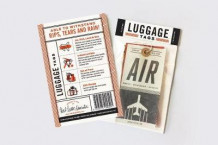 Traveller's Luggage Tags av Herb Lester (Andre varer)