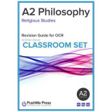 Omslag - A2 Philosophy Revision Guide for OCR Classroom Set