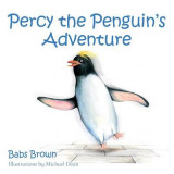 Omslag - Percy the Penguin's Adventure