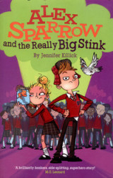 Omslag - Alex Sparrow and the Really Big Stink