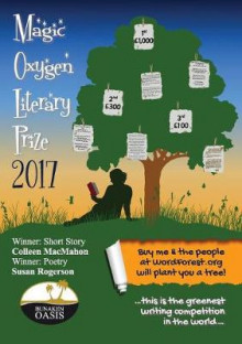 Magic Oxygen Literary Prize Anthology av Tracey West og Simon West (Heftet)