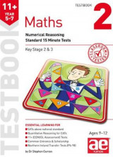 Omslag - 11+ Maths Year 5-7 Testbook 2
