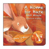 Omslag - A Home for Hare and Mouse
