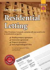 Omslag - Premium Do-it-Yourself Residential Letting