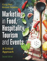Omslag - Marketing Tourism, Events and Food