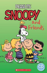 Omslag - Peanuts: Snoopy and Friends