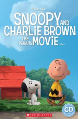 Omslag - Snoopy and Charlie Brown: The Peanuts Movie