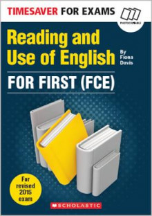Reading and Use of English for First (FCE) av Fiona Davis (Heftet)