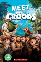 Omslag - Meet the Croods