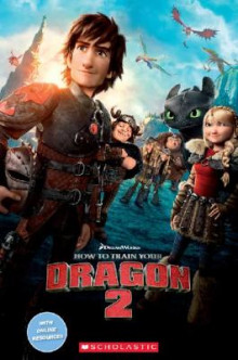 How to Train Your Dragon 2 av Jocelyn Potter og Andy Hopkins (Heftet)