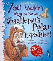 You Wouldn't Want To Be On Shackleton's Polar Expedition! av Dr Jen Green (Heftet)