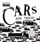 Omslag - Black & White: Cars and Trucks