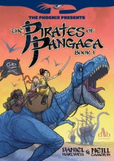 Omslag - The Pirates of Pangaea: Book 1
