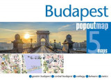 Omslag - Budapest PopOut Map