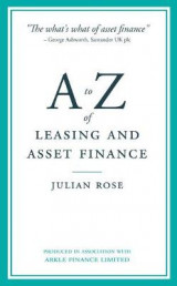 Omslag - A to Z of Leasing and Asset Finance