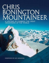 Omslag - Chris Bonington Mountaineer