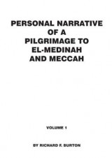 Omslag - Personal Narrative of a Pilgrimage to El-Medinah and Meccah: Volume 1
