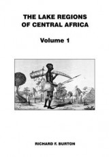 Omslag - The Lake Regions of Central Africa: Volume 1
