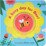 Omslag - Little Faces: A Busy Day for Bee!
