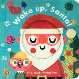 Omslag - Little Faces: Wake Up, Santa!