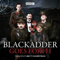 Blackadder Goes Forth av Richard Curtis og Ben Elton (Lydbok-CD)
