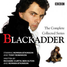 Blackadder: The Complete Collected Series av Richard Curtis og Ben Elton (Lydbok-CD)