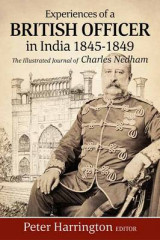 Omslag - Experiences of A Young British Officer in India, 1845-1849