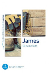 James: Genuine faith av Sam Allberry (Heftet)