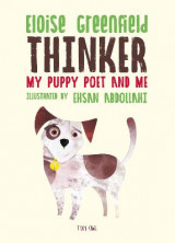 Omslag - THINKER: My Puppy Poet and Me