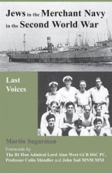 Omslag - Jews in the Merchant Navy in the Second World War
