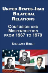 Omslag - United States-Iraq Bilateral Relations