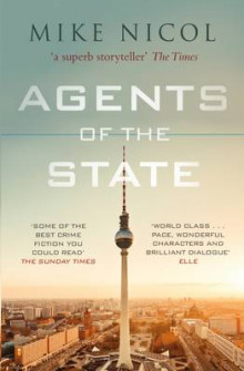Agents of the State av Mike Nicol (Heftet)