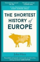 Omslag - The shortest history of Europe