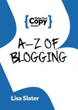 Omslag - A-Z of Blogging